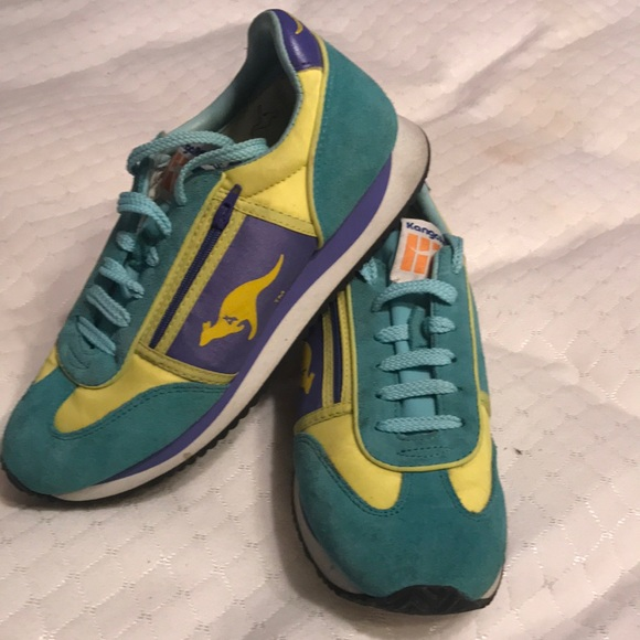 new arrival online store special discount KangaRoos shoes! Bright colors and pocket!